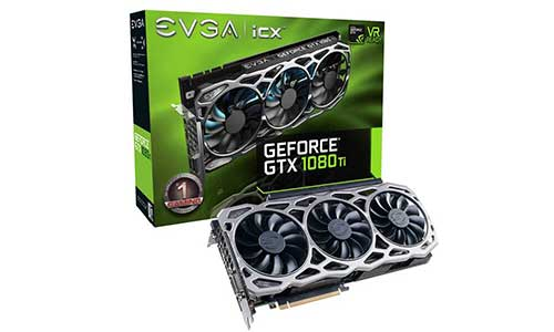 EVGA GeForce GTX 1080 Image